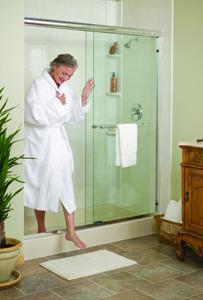Shower Remodel Central Pennsylvania