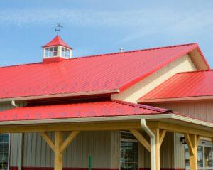 Steel Roofing Bellefonte PA