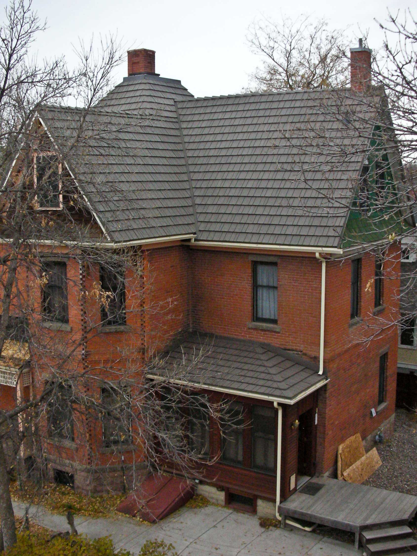 Steel Roofing Huntingdon PA